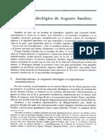 ARELLANO, Jorge Eduardo. Cuadernos Americanos n424, 1985.