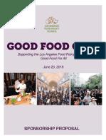 LAFPC Gala 2019 Sponsorship Deck