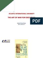 El Arte de la Guerra para Ejecutivos