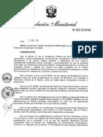 Ley y Reglamento Del SEIA1