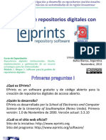 Eprints Intro Config