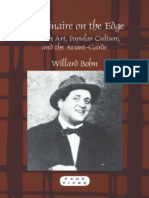 (Faux Titre No. 355) Apollinaire, Guillaume_ Bohn, Willard_ Apollinaire, Guillaume - Apollinaire on the Edge _ Modern Art, Popular Culture, And the Avant-garde-Rodopi (2010)