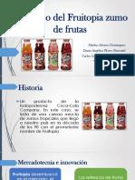 El Fracaso Del Fruitopia Zumo de Frutas 1