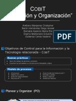 IT Governance - Planeación y Organización