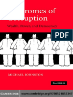 Syndromes of Corruption Wealth, Power, And Democracy