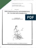 2.- Romero Galván. Historiografía de tradición indígena.pdf