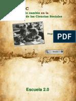 TICTAC Tiempos de cambio en la didáctica de las Ciencias Sociales