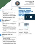 Leonardo Braga Arnaud - Currículo