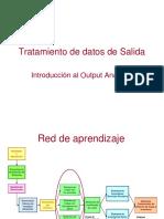 Tratamientos con output analizer