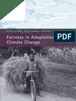 W. Neil Adger, Jouni Paavola, Saleemul Huq, M. J. Mace - Fairness in Adaptation to Climate Change (2006, The MIT Press)