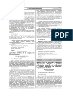 D.S. N° 032-2011-EM