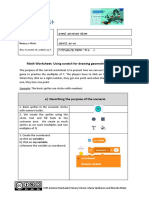 2. Scratch worksheet - Multiples of 7