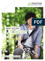 Education in Ireland Brochure 2016 Asia