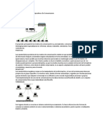 Caracteristicas Funcionales Dispositivos de Comunicacion