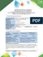 Guía de Actividades y Rúbrica de Evaluación - Fase 1 - Elaborar Una Línea de Tiempo Sobre El Desarrollo Histórico de La Microbiología Del Suelo