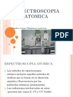 ESPECTROSCOPIA ATOMICA ESPOSICION jvc.pptx