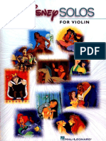 03 - Disney - Disney Solos para Violino.pdf