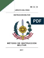 Método Instrucción Militar