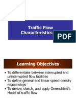 5traffic Flow 2 - Traffic and Highway Engineering