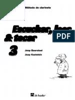 J. Boerstoel - Jaap Kastelein ESCUCHAR, LEER Y TOCAR Vol. 3