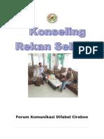 Buku Konseling Rekan Sebaya (Revisi)