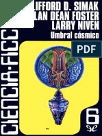[Antologias de Ciencia Ficcion Caralt 06] AA. VV. - Umbral Cosmico [16913] (r1.1)