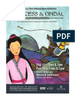 Princess & Ondal - Program