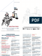 Programa Oficial CIEDSI 2018 México