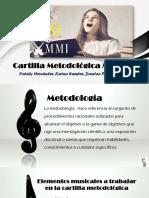 Cartilla Metodologica Musical