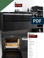Cookbook Oven Bk Fr