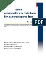 Análise Econômica SGP EUA 2008