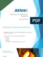 FABRICAÇÃO MECANICA