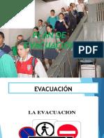 Rutas de Evacuacion y Triangulo de Vida