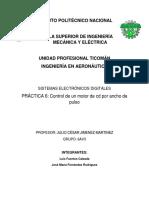 INSTITUTO POLITÉCNICO NACIONAmotorcd