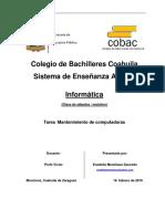 0 Informática 1 Tarea Para 16 Febrero 2019