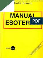 Manual Esoterico Celia Blanco PDF