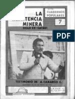 A. Camargo