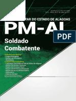 #Apostila PM-AL - Soldado Combatente (2017) - Nova Concursos