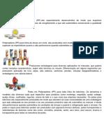 Plásticos Polipropileno- Logística