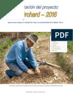 Sistematizacion Solar Orchard 2016
