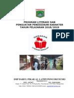 Cover Program Literasi