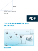 Statoil-Utsira High Power Hub-EMF Study-Ramboll