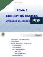 Tema 2 Unidades de Concentracion