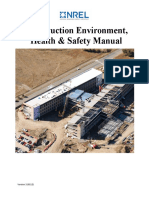 Construction Ehs Manual