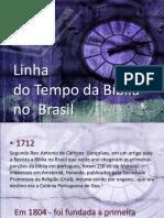 Histc3b3ria Da Biblia No Brasil