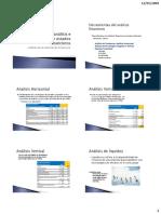 Técnicas de Análisis e Interpretación de Estados Financieros