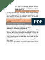 Modelos de Análisis Interfaz