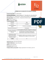 Estategias Para La Preparacion de Muestras Complejas Para Analisis Quimico 2018