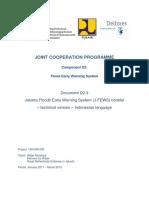 D2.3 Jakarta FEWS Booklet Technical Version