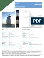 Case Study Burj Al Arab